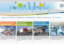 Enterprise Europe Network - képernyőkép