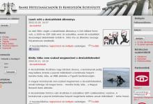 Banki Hiteltanácsadók és Kihelyezők Egyesülete - képernyőkép